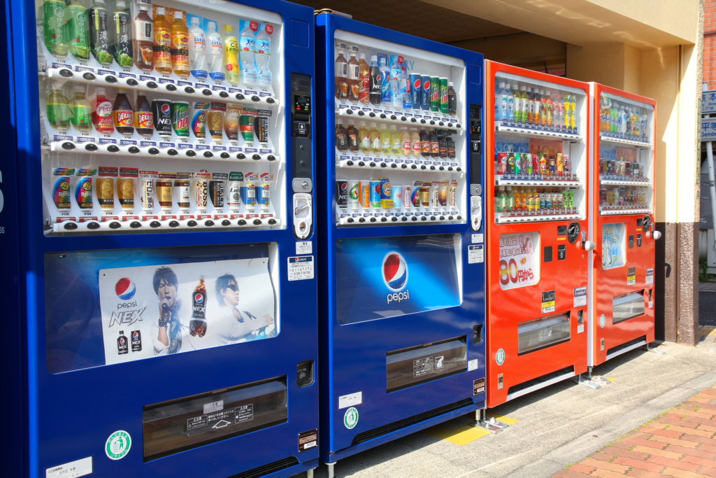 Understand why having vending machines is a must