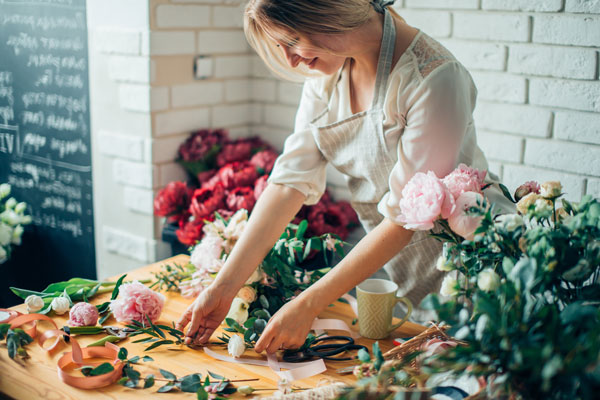 Choosing online flower delivery services
